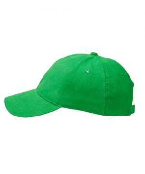 Cotton Cap 6 Panel Side