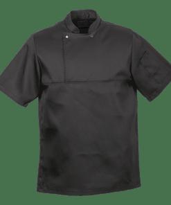 Chef Jacket Short Sleeve - Basic