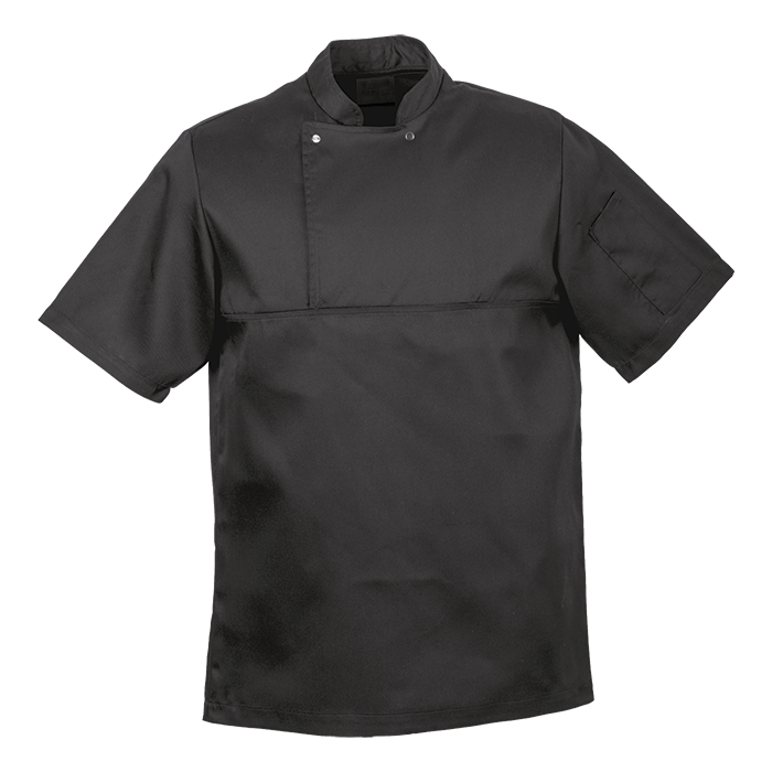 Chef Jacket Short Sleeve - Basic