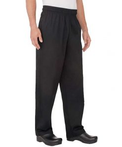 Utility Baggy Pants Black