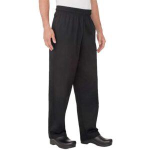 Utility Baggy Pants Black