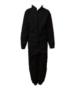 Kids Overalls Basic Black