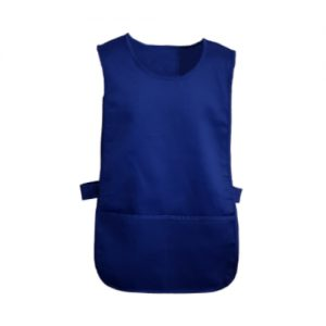 pinafore Royal Blue