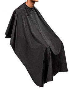 hairdresser-waterproof-cape-black
